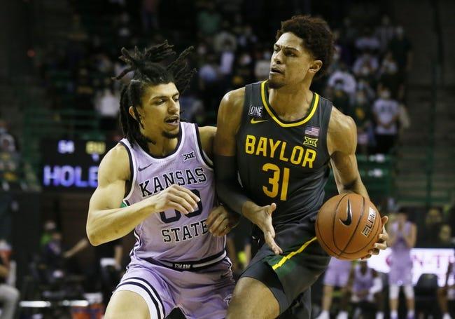 Kansas State at Baylor: 3/11/21 College Basketball Picks and Prediction