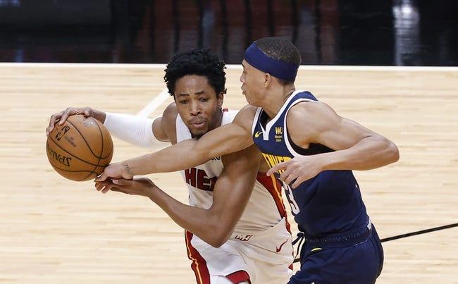 Miami Heat at Denver Nuggets - 4/14/21 NBA Picks and Prediction