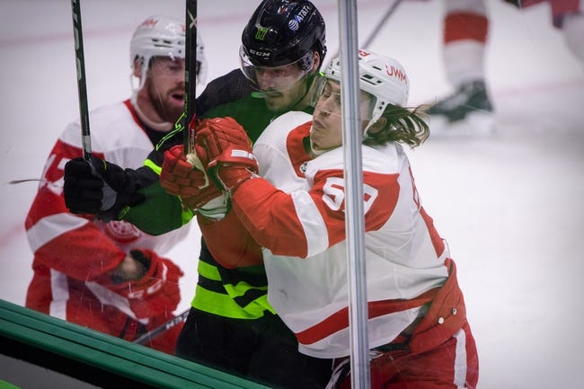 Detroit Red Wings vs Florida Panthers NHL Picks, Odds, Predictions 1/31/21