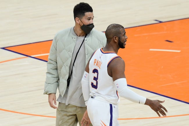 Dallas Mavericks vs Phoenix Suns NBA Picks, Odds, Predictions 1/30/21