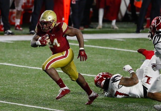Boston College at Louisville: 10/23/21 College Football Picks and Prediction