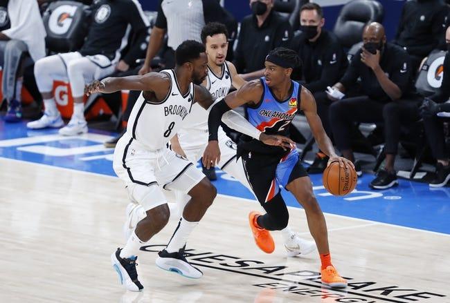 Oklahoma City Thunder vs Minnesota Timberwolves NBA Picks, Odds, Predictions 2/6/21