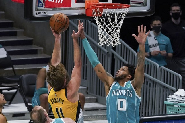 Charlotte Hornets at Indiana Pacers - 4/2/21 NBA Picks and Prediction