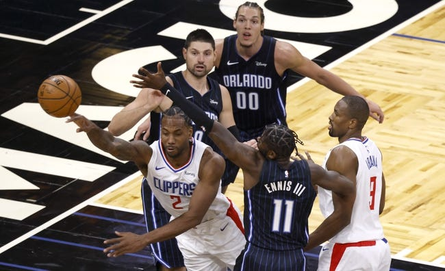 Orlando Magic at Los Angeles Clippers - 3/30/21 NBA Picks and Prediction