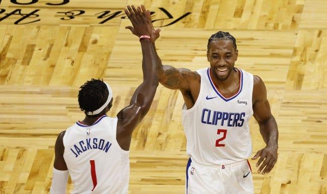Los Angeles Clippers at New York Knicks - 1/31/21 NBA Picks and Prediction
