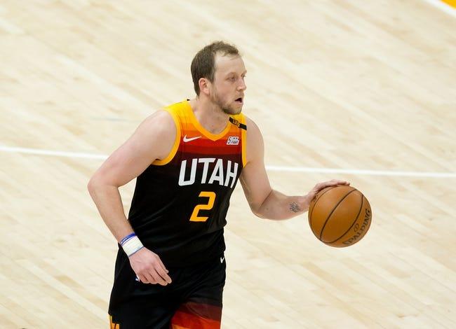 Utah Jazz at Denver Nuggets - 1/31/21 NBA Picks and Prediction