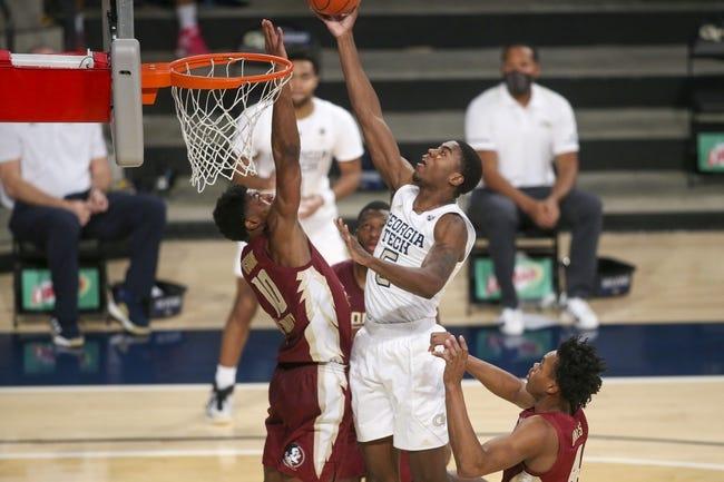 Georgia Tech at Florida State - 3/13/21 College Basketball Picks and Prediction
