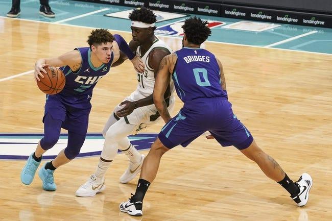 Charlotte Hornets at Miami Heat - 2/1/21 NBA Picks and Prediction