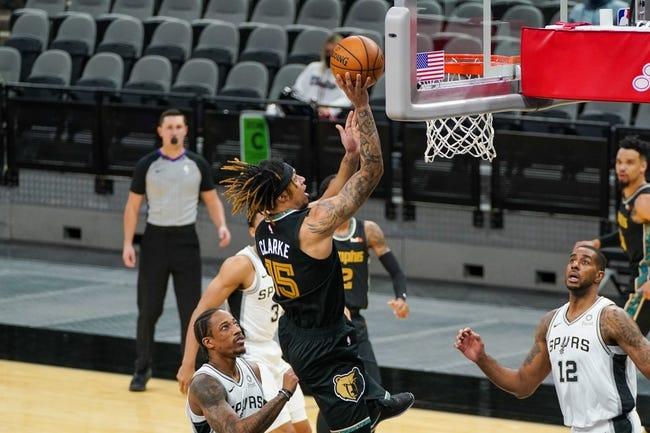 San Antonio Spurs at Denver Nuggets - 4/7/21 NBA Picks and Prediction