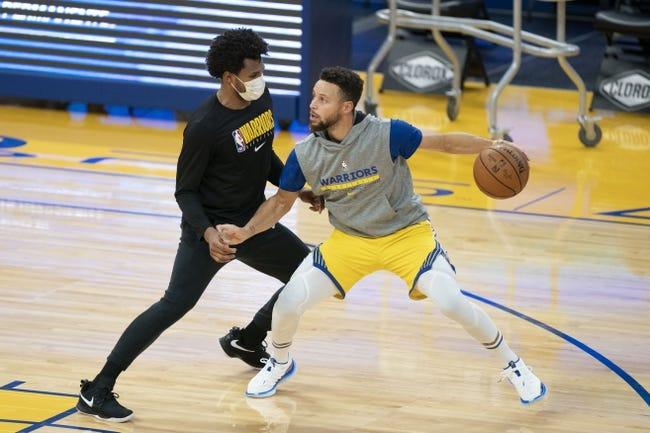 Golden State Warriors vs Boston Celtics NBA Picks, Odds, Predictions 2/2/21