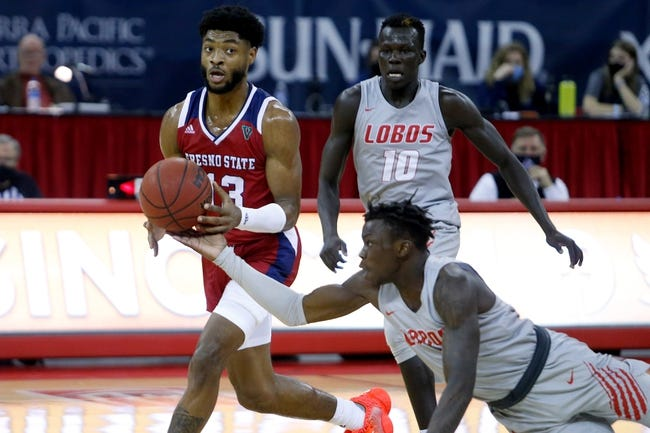 New Mexico at Fresno State: 3/10/21 College Basketball Picks and Prediction