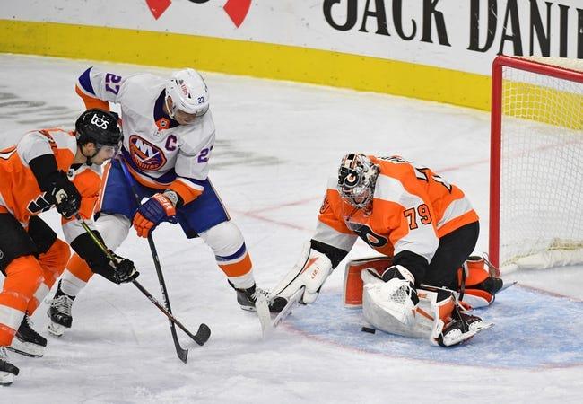 Philadelphia Flyers vs New York Islanders NHL Picks, Odds, Predictions 1/31/21