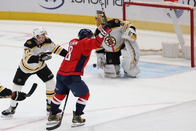 Washington Capitals vs Boston Bruins NHL Picks, Odds, Predictions 2/1/21