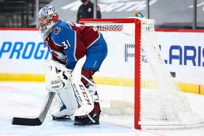 Minnesota Wild vs Colorado Avalanche NHL Picks, Odds, Predictions 1/31/21