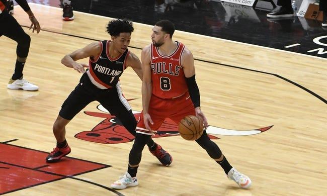 New York Knicks at Chicago Bulls - 2/1/21 NBA Picks and Prediction
