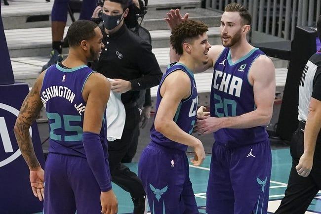 Washington Wizards at Charlotte Hornets - 2/7/21 NBA Picks and Prediction