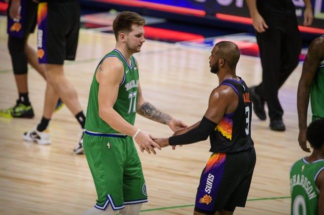 Dallas Mavericks vs Phoenix Suns NBA Picks, Odds, Predictions 2/1/21