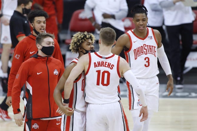 Ohio State at Michigan State: 2/25/21 College Basketball Picks and Predictions