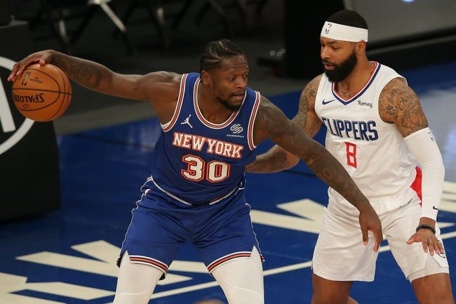 Portland Trail Blazers at New York Knicks - 2/6/21 NBA Picks and Prediction