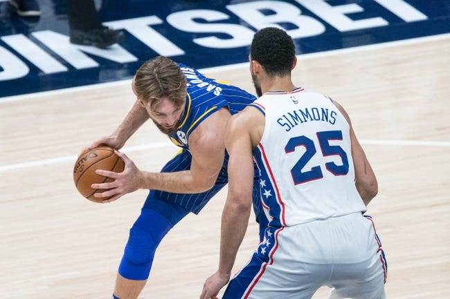 Philadelphia 76ers at Charlotte Hornets - 2/3/21 NBA Picks and Prediction