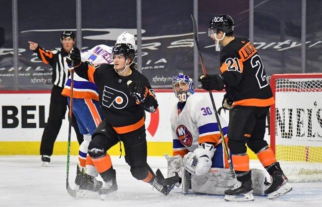 New York Islanders vs Philadelphia Flyers NHL Picks, Odds, Predictions 3/18/21