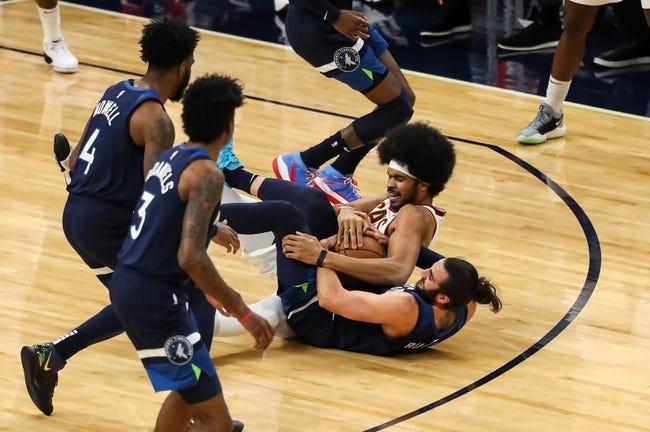 Cleveland Cavaliers vs Minnesota Timberwolves NBA Picks, Odds, Predictions 2/1/21