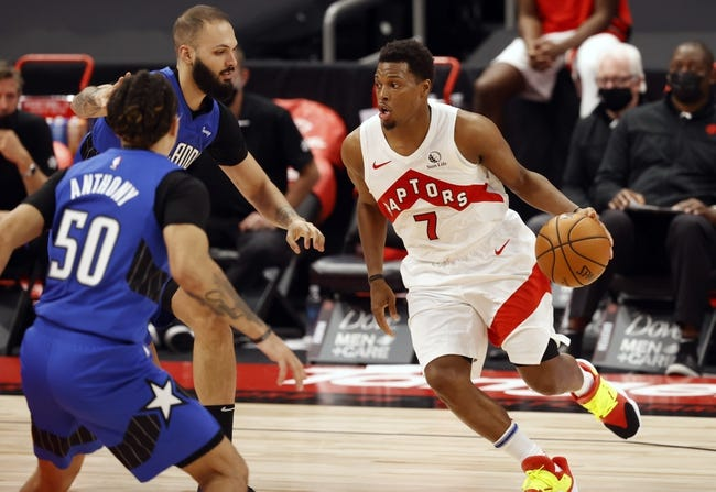 Orlando Magic vs Toronto Raptors NBA Picks, Odds, Predictions 2/2/21