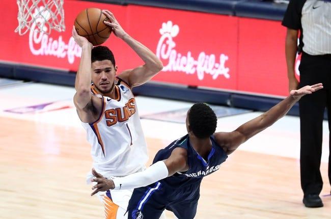 New Orleans Pelicans vs Phoenix Suns NBA Picks, Odds, Predictions 2/3/21
