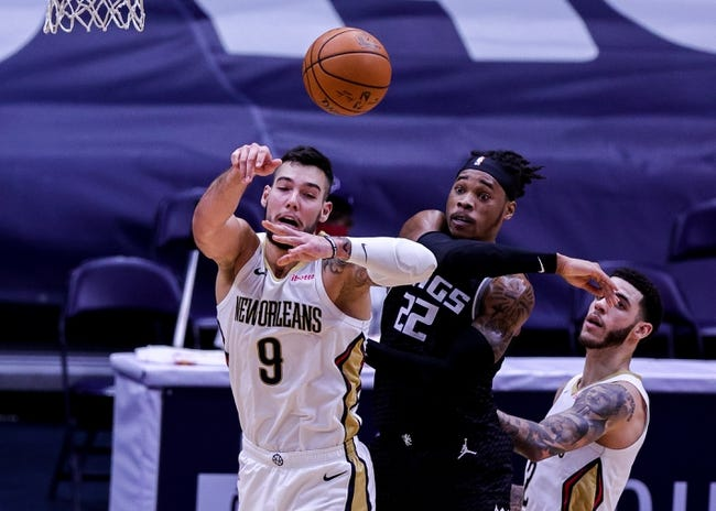 Sacramento Kings at New Orleans Pelicans - 4/12/21 NBA Picks and Prediction