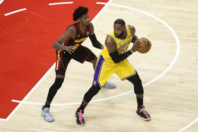 Los Angeles Lakers vs Detroit Pistons NBA Picks, Odds, Predictions 2/6/21