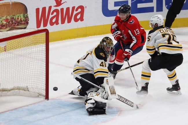 Boston Bruins vs Washington Capitals NHL Picks, Odds, Predictions 3/3/21