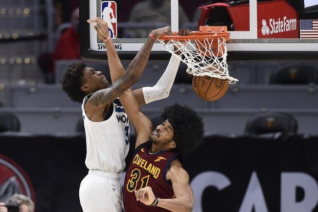 Minnesota Timberwolves vs Houston Rockets NBA Picks, Odds, Predictions 3/26/21