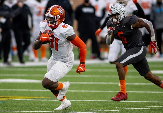 Bowling Green at Tennessee 9/2/21 College Football Picks and Predictions