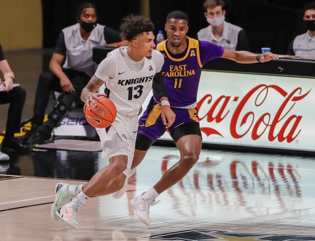 Central Florida at East Carolina: 3/4/21 College Basketball Picks and Prediction