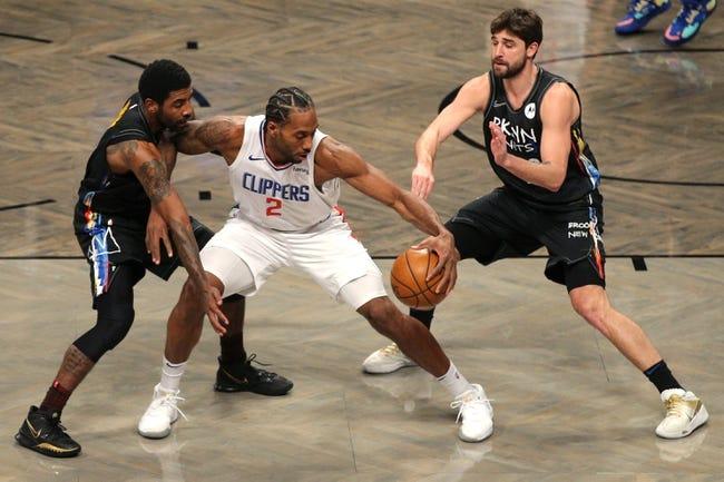 Toronto Raptors at Brooklyn Nets - 2/5/21 NBA Picks and Prediction