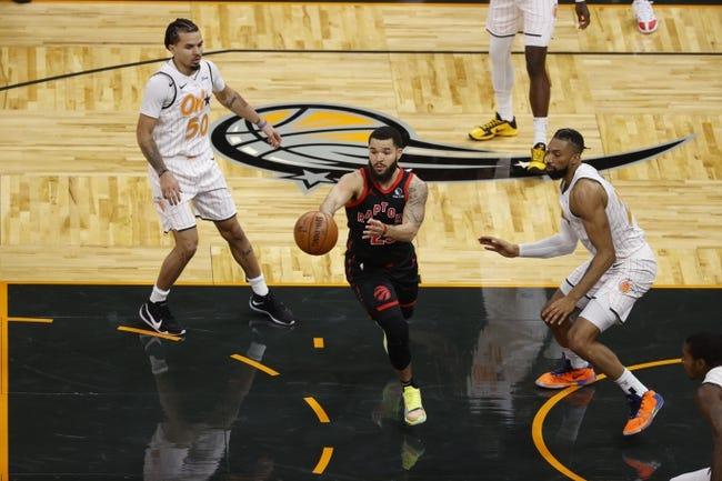 Orlando Magic at Toronto Raptors - 4/16/21 NBA Picks and Prediction