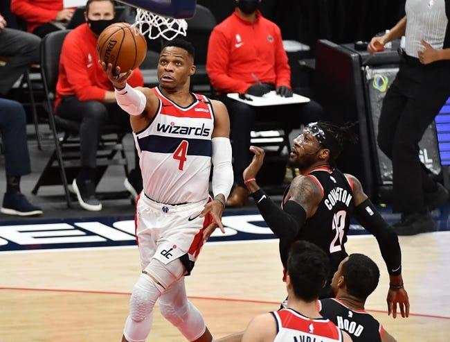 Miami Heat vs Washington Wizards NBA Picks, Odds, Predictions 2/3/21