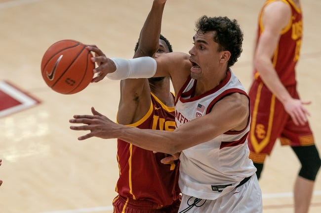 Stanford at USC: 3/3/21 College Basketball Picks and Predictions