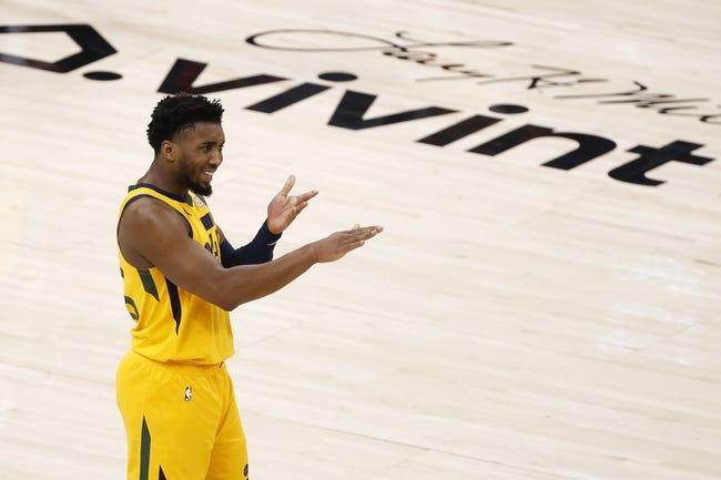 Utah Jazz at Indiana Pacers - 2/7/21 NBA Picks and Prediction