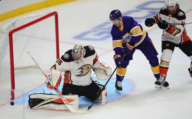 Anaheim Ducks vs Los Angeles Kings NHL Picks, Odds, Predictions 3/8/21