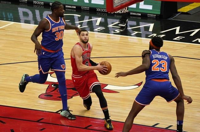 Chicago Bulls at Orlando Magic - 2/6/21 NBA Picks and Prediction