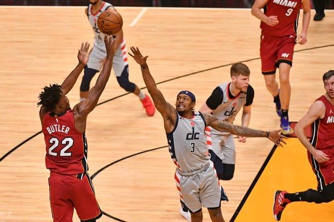 Washington Wizards at Miami Heat - 2/5/21 NBA Picks and Prediction