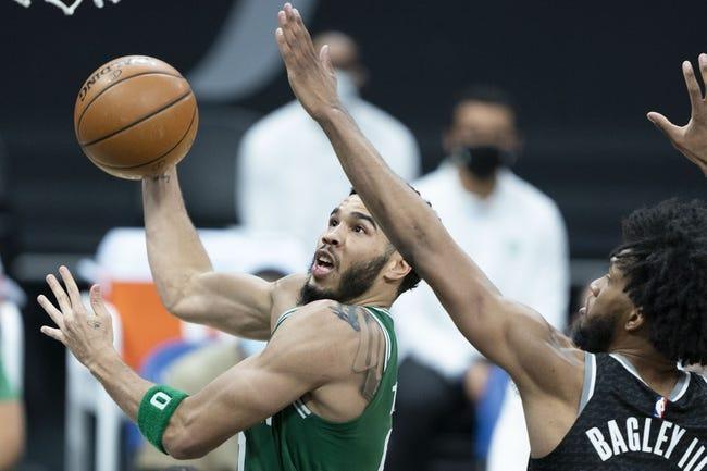 Sacramento Kings at Boston Celtics - 3/19/21 NBA Picks and Prediction
