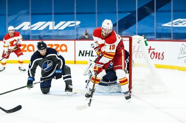 Calgary Flames vs Winnipeg Jets NHL Picks, Odds, Predictions 2/9/21