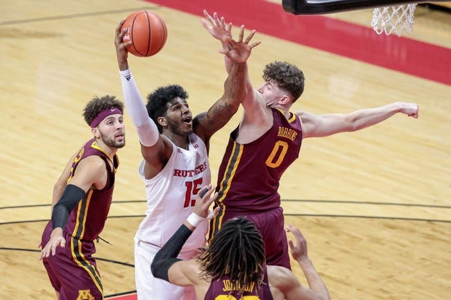 Rutgers at Minnesota: 3/6/21 College Basketball Picks and Predictions