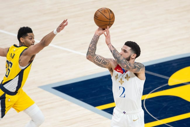 Memphis Grizzlies at New Orleans Pelicans - 2/6/21 NBA Picks and Prediction