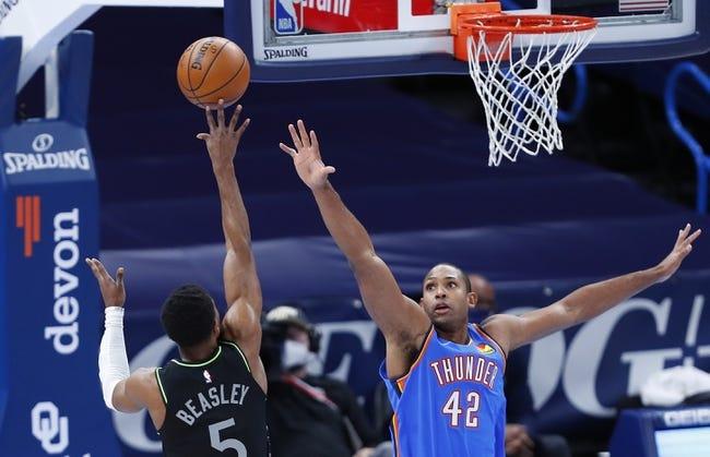 Minnesota Timberwolves at Oklahoma City Thunder - 2/6/21 NBA Picks and Prediction