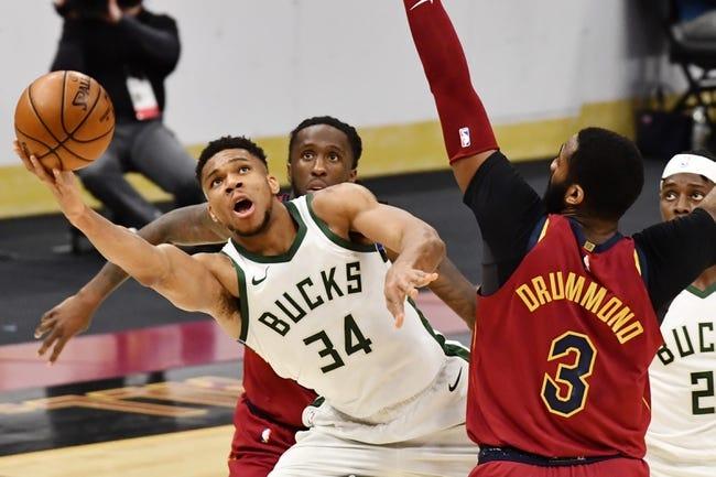 Cleveland Cavaliers vs Milwaukee Bucks NBA Picks, Odds, Predictions 2/6/21