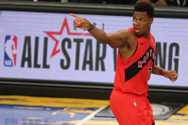 Toronto Raptors at Atlanta Hawks - 2/6/21 NBA Picks and Prediction