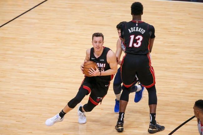 New York Knicks at Miami Heat - 2/9/21 NBA Picks and Prediction